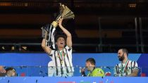 Juventus 9 Kali Scudetto Beruntun, Ini Kata Cristiano Ronaldo
