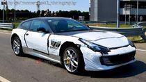Bocoran Pertama SUV Ferrari Sedang Diuji