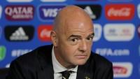 Presiden FIFA Beri Peringatan Ini ke Klub European Super League