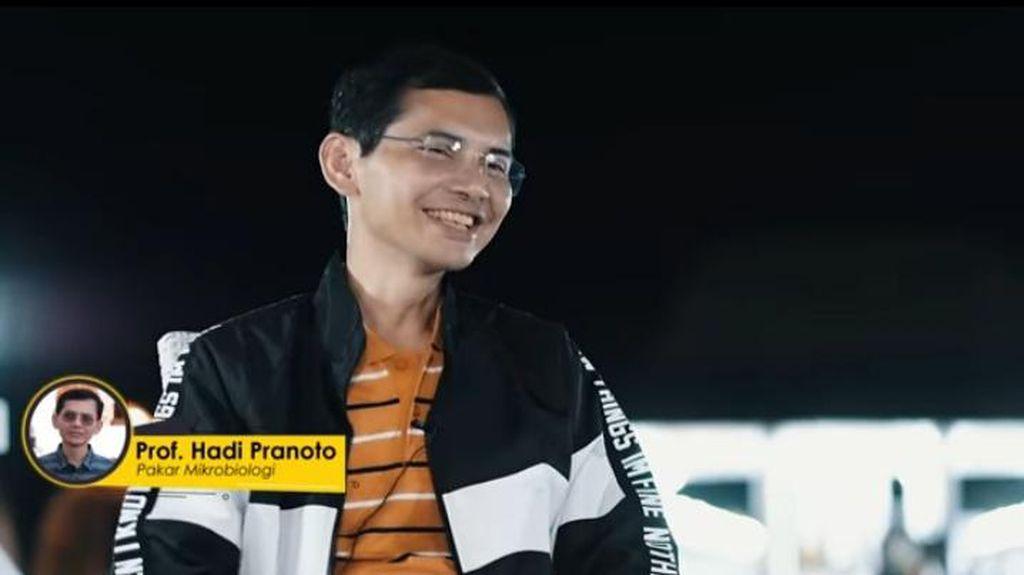 Tentang Titik Leleh Baja yang Viral Gara gara Video Anji dan Hadi Pranoto