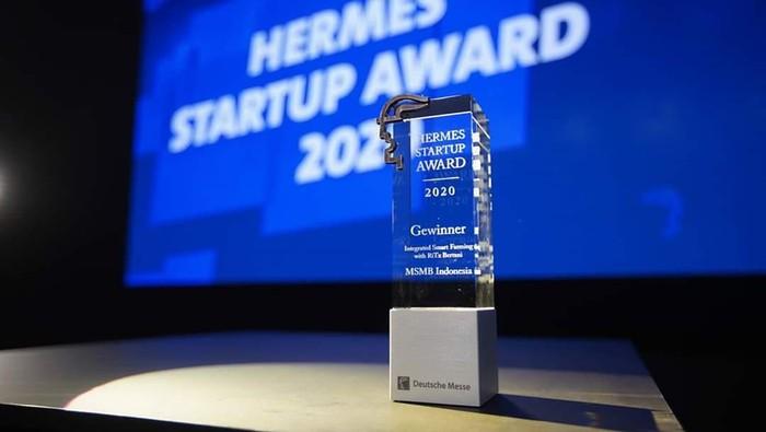Hermes Startup Award