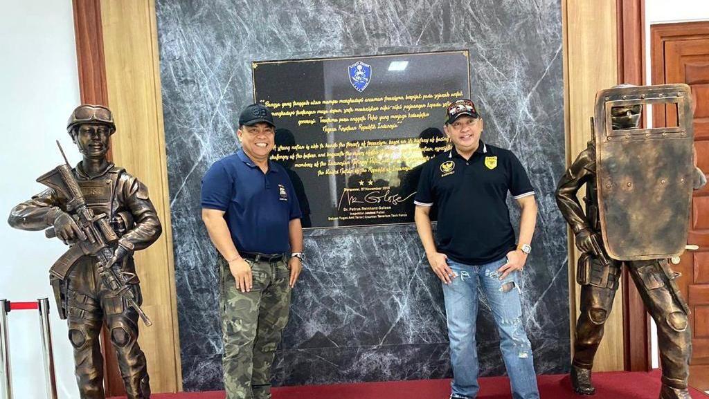 Ketua MPR Dorong Museum Penanggulangan Terorisme Jadi Tujuan Wisata Bali