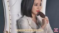 Kontras dengan Wajah Cantik, Kim Tae Hee Diledek Karena Casing Hp-nya Jadul