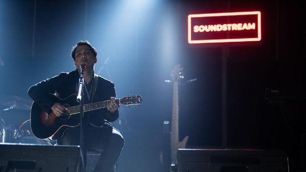 Konser virtual Soundstream berlangsung pada Sabtu (1/8/2020)