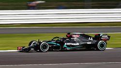 Juara F1 GP Inggris, Hamilton Perpanjang Rekor
