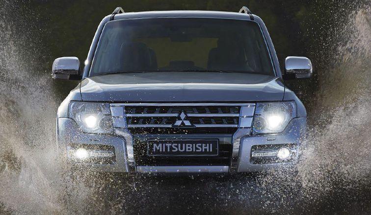 Mitsubishi Pajero yang Disuntik Mati di Jepang