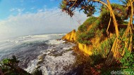 Pantai Karangnini yang Eksotis