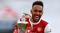 Sudahlah Aubameyang, Bertahan Saja di Arsenal