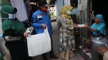 Ribuan Paket Nasi untuk Masyarakat Terdampak COVID-19
