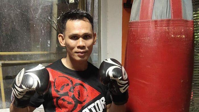 Sekjen Pengurus Pusat Kickboxing Indonesia (PPKBI) Yani Mandey