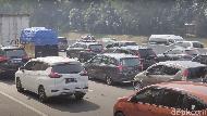 Arus Balik Iduladha, 331 Ribu Kendaraan Masuk Jakarta Lewat Tol