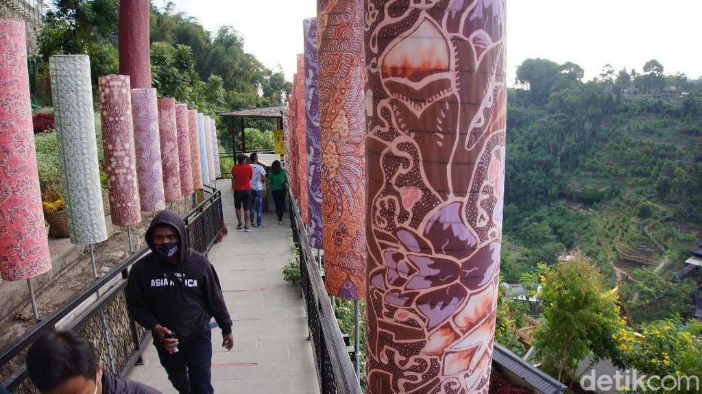 Sepi Pengunjung, Ini yang Akan Dilakukan Pengusaha Wisata di Lembang