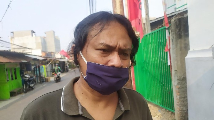 Yorry Tumangkeng, kakak sopir ambulans korban kecelakaan maut di Jakbar, Robby Tumangkeng
