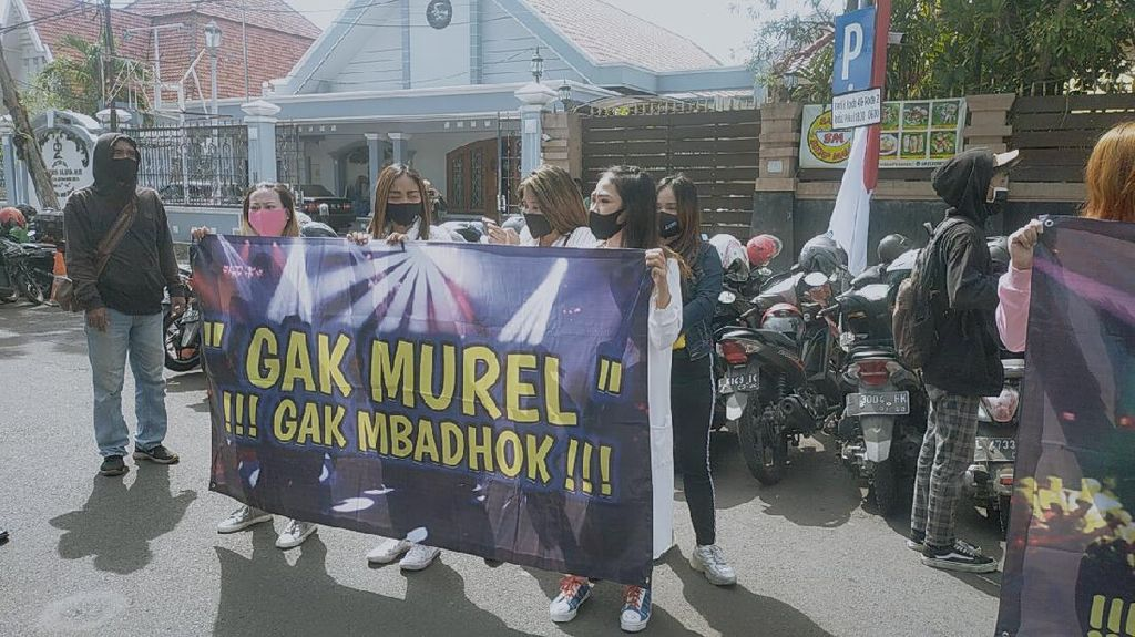 Pekerja Hiburan Malam di Surabaya Akan Demo Tuntut Revisi Perwali No 33