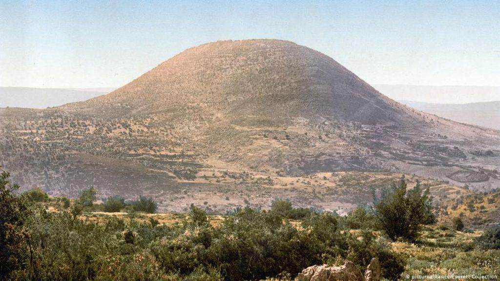Gereja Kuno Berusia Ribuan Tahun Ditemukan Dekat Gunung Tabor Israel