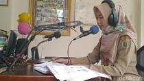 Belajar dari Rumah Bebas Kuota Pakai Radio Komunitas