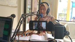 Belajar di Rumah Via Radio Komunitas, Murah dan Efektif