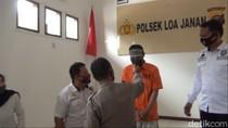 Cabuli Ponakan, Pemuda di Kukar Ditangkap Polisi