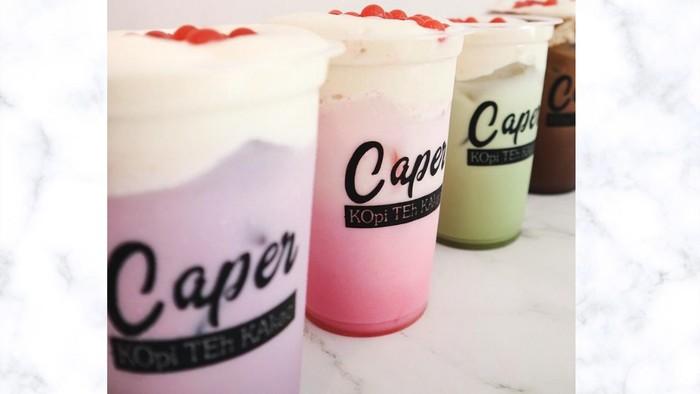 Cafe Caper