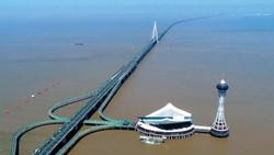 China Bangun Terowongan Kereta Cepat Bawah Laut Terpanjang di Dunia