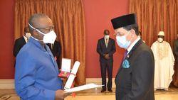 Dubes RI di Senegal Raih Penghargaan dari Republik Guinea-Bissau