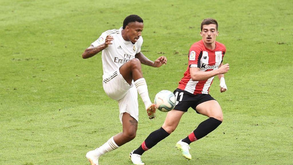 Madrid Tanpa Ramos Vs Man City, Militao: Tenang Saja!