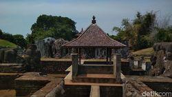 Kunjungan Wisata di Goa Sunyaragi Babak Belur Dihajar Pandemi