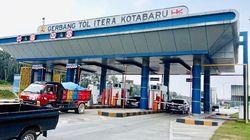 Idul Adha 2020, Lalu Lintas di Tol Trans Sumatera Meningkat 68,75%