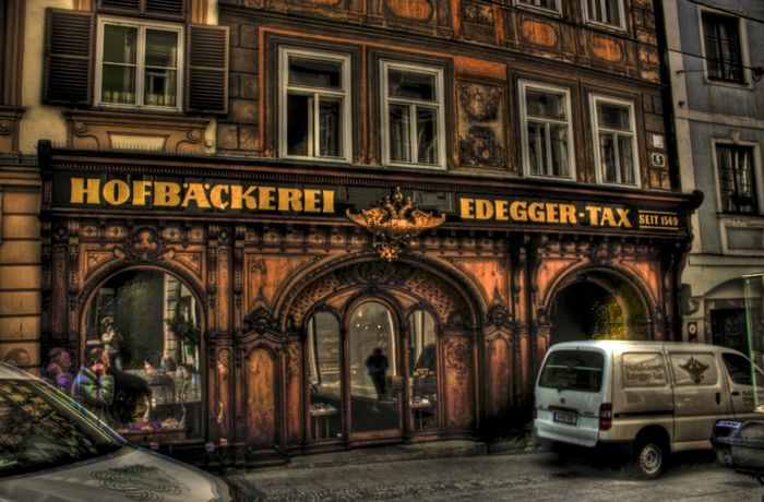 Hofbäckerei Edegger-Tax