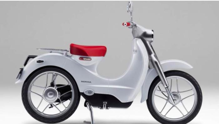 Honda Super Cub Listrik