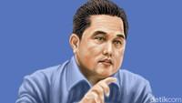 Bongkar Borok Pertamina, Ahok Dapat Pesan Ini dari Erick Thohir