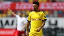 Dortmund Beri Tenggat Waktu kepada MU untuk Gaet Sancho