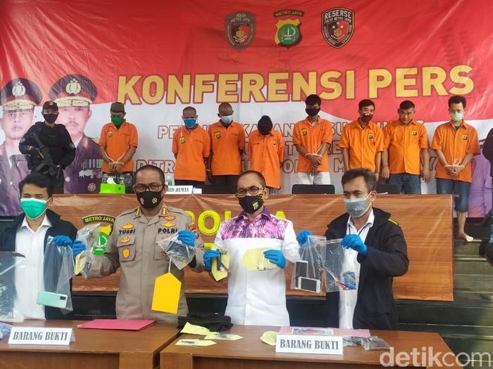 Kabid Humas Polda Metro Jaya Kombes Yusri Yunus.