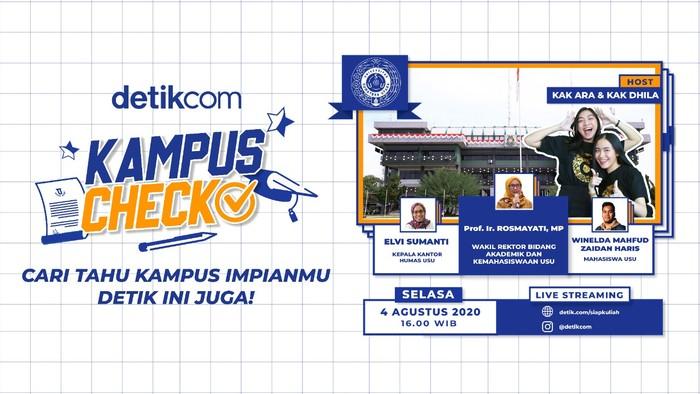 Kampus Check, Siap Kuliah detikcom (detikcom)