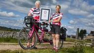 Keliling Dunia dengan Sepeda Tandem, 2 Perempuan Pecahkan Rekor Dunia