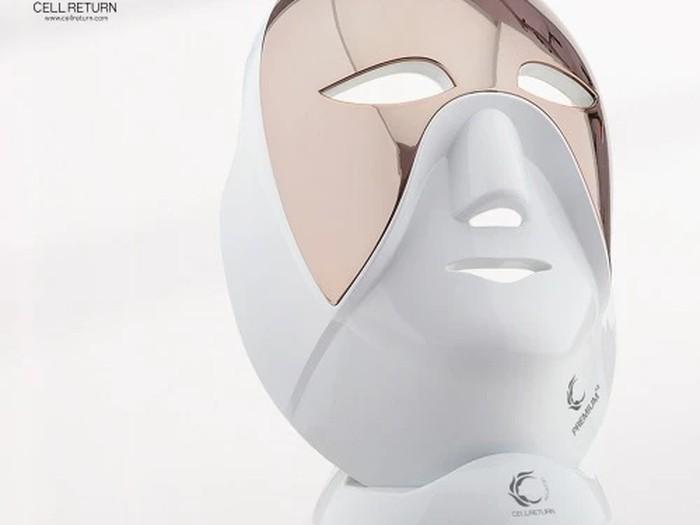 LED mask Lee Min Ho