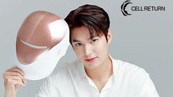 Mengenal LED Mask, Topeng Wajah yang Dipakai Lee Min Ho hingga Ashanty