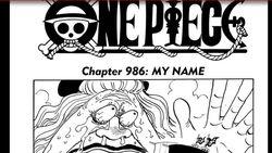 Manga One Piece 986: Bagaimana Nasib Anak Oden, Momonosuke?