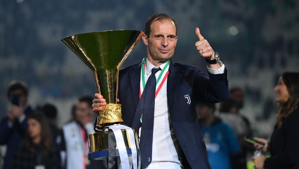 Juventus: Allegri, Minnesota, dan Ucapan yang Menjadi Nyata