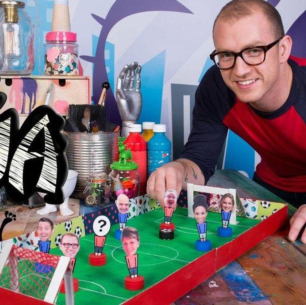 Mau Dapat Rp 50 Juta? Ajak Anak Berkreasi di Art Ninja Mola TV