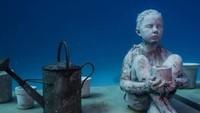 Museum Of Underwater Art (MOUA) di Australia resmi dibuka pada 1 Agustus 2020 setelah sempat terkendala akibat pandemi virus Corona. (MOUA/instagram)