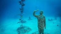 Museum Bawah Laut Australia Monumen Penjaga Laut