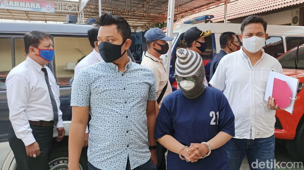 Pelaku Teror Paket Parabola-Pisang 1 Truk Ternyata Teman Dekat Mbak Titik