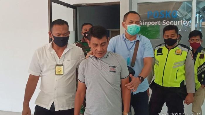 Polda NTB menangkap seorang pria yang menyelundupkan sabu dengan dimasukkan ke dalam lubang anus (dok. Istimewa)
