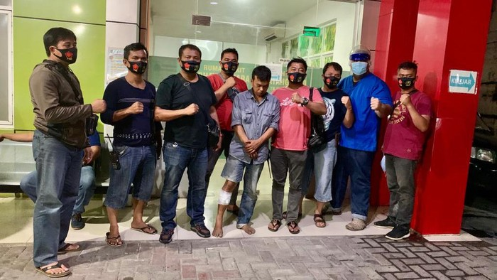 Polisi tangkap pencuri emas di Medan
