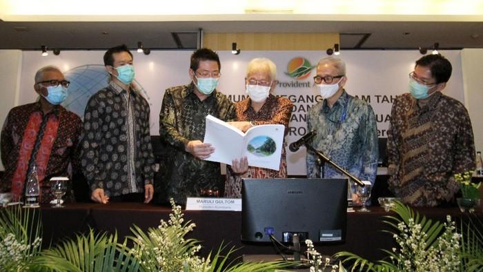 Provident Agro gelar Rapat Umum Pemegang Saham Tahunan dan Luar Biasa di Jakarta. PALM berhasil mencatatkan kenaikan pendapatan 25% pada semester I-2020.