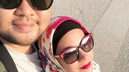 Momen Romantis Rachel Maryam dan Edwin Aprihandono yang 9 Tahun Nikah Siri