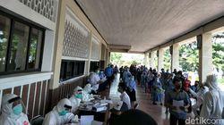 748 Guru di Surabaya Rapid Test untuk Sekolah Tatap Muka, 65 Reaktif