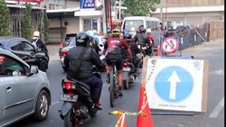 Warga Bandung, Ada Rekayasa Lalin di Jalan Ahmad Yani