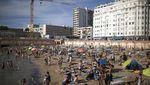 Gegara Corona, 7 Negara Ini Dilanda Resesi